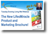 LifesMiracle NEW product brochure