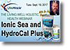 HydroCal Plus and Ionic Sea